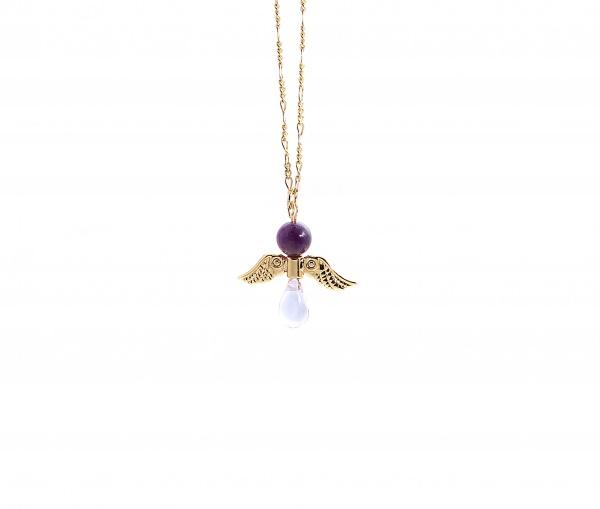 collar angel zadquiel
