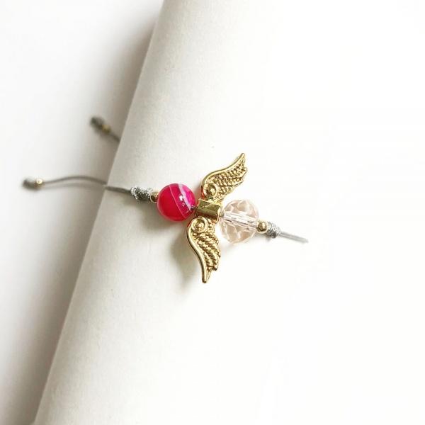 pulsera ángel Chamuel