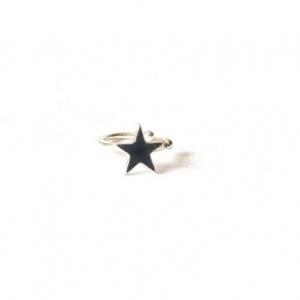 Ear cuff estrella